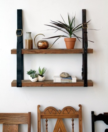 wood-and-leather-shelves